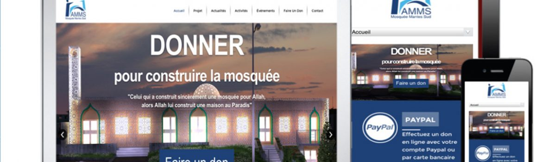 mosquéethon mosquée mantes sud