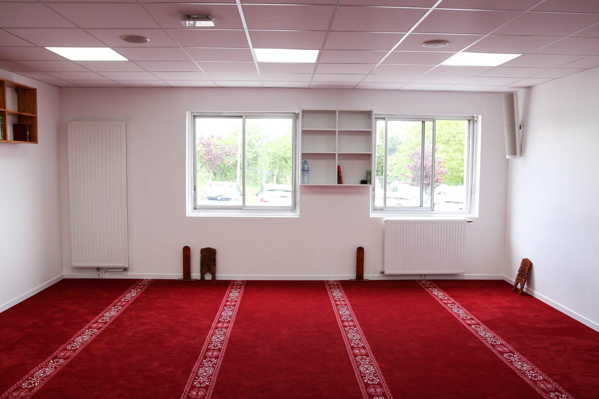 salle de prière femmes