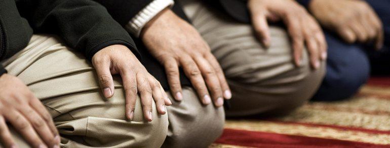 Prieurs musulmans Mosquée Mantes Sud