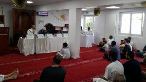 Remise des diplômes de Coran Institut Alif Lam Mim Mosquée Mantes Sud