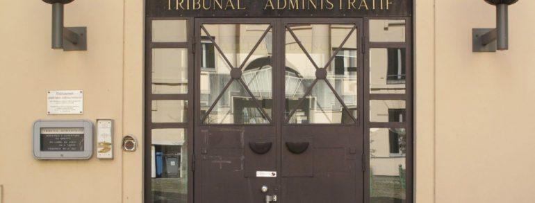 Tribunal administratif de versailles pour la Mosquee Mantes Sud
