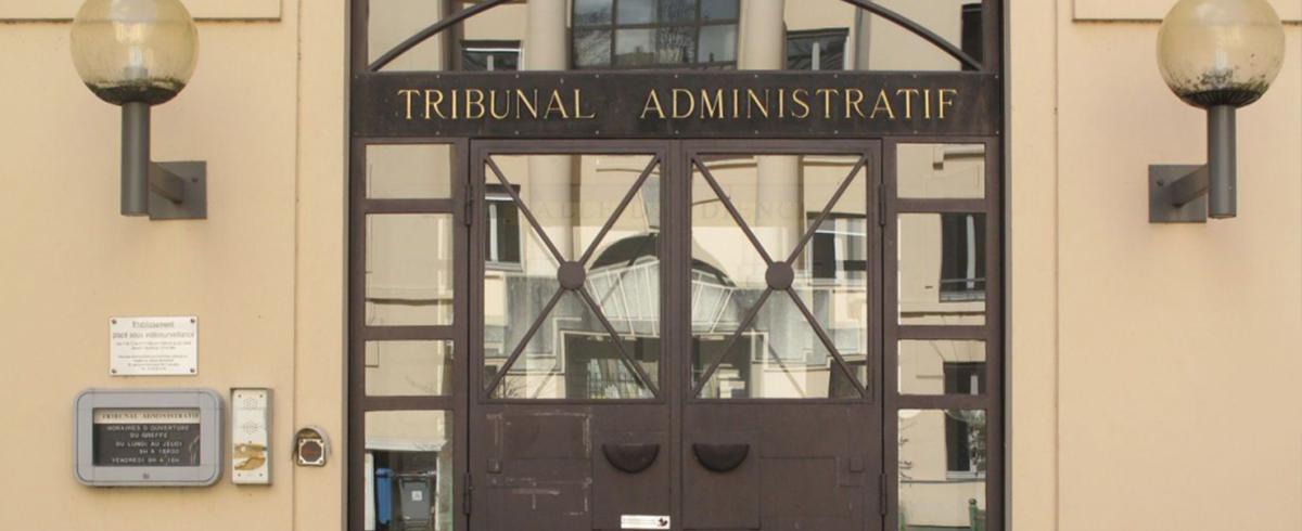 tribunal administratif mosquee mantes sud