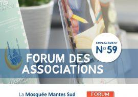 Visuel Forum des Associations de Mantes la Ville