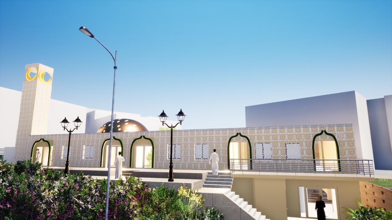 Projet Mosquée Mantes Sud